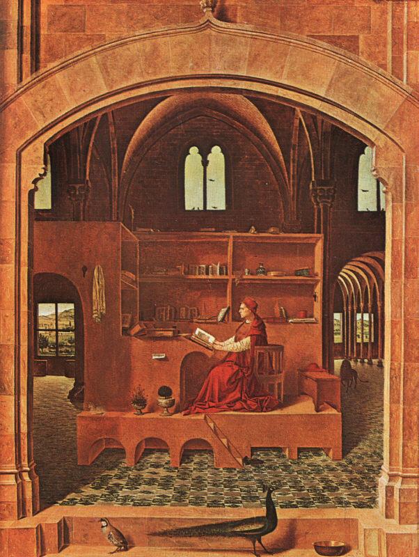 Antonello da Messina Biography Antonello da Messina st Jerome