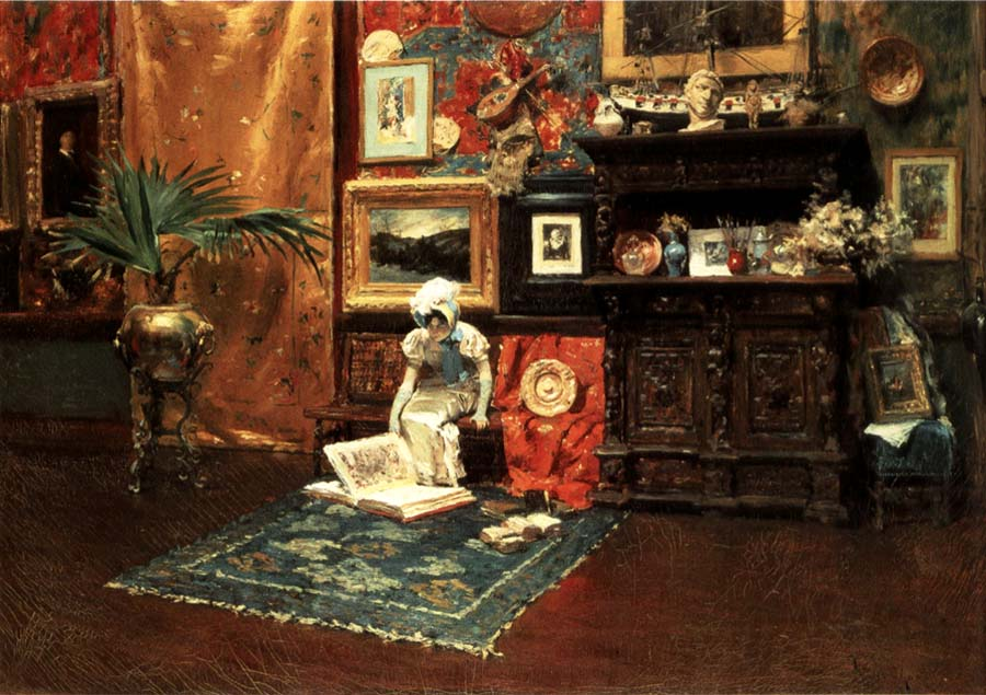 William Merritt Chase Studio