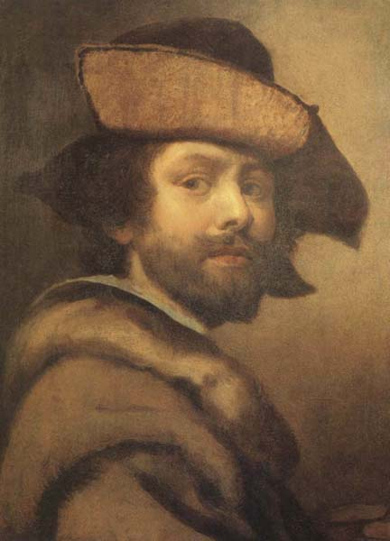 Cristofano Allori Self-Portrait