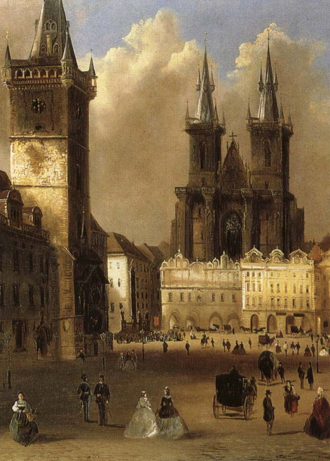 Samuel Lovett Waldo Prague