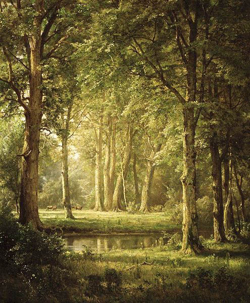 William Trost Richards Early Summer