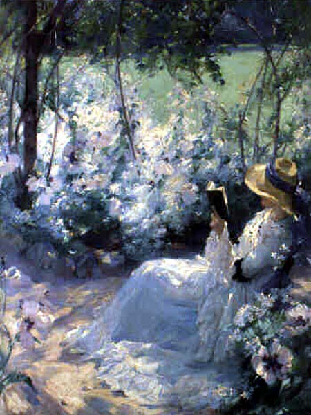 Frank Bramley Delicious Solitude