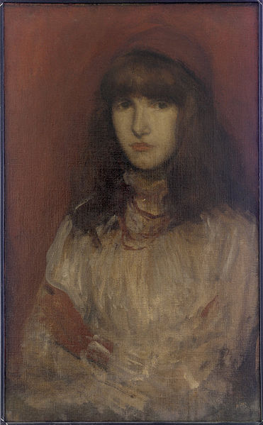 James Abbott McNeil Whistler Little Red Glove