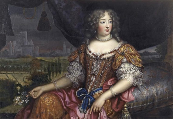 Pierre Mignard Portrait presumably of Madame de Montespan