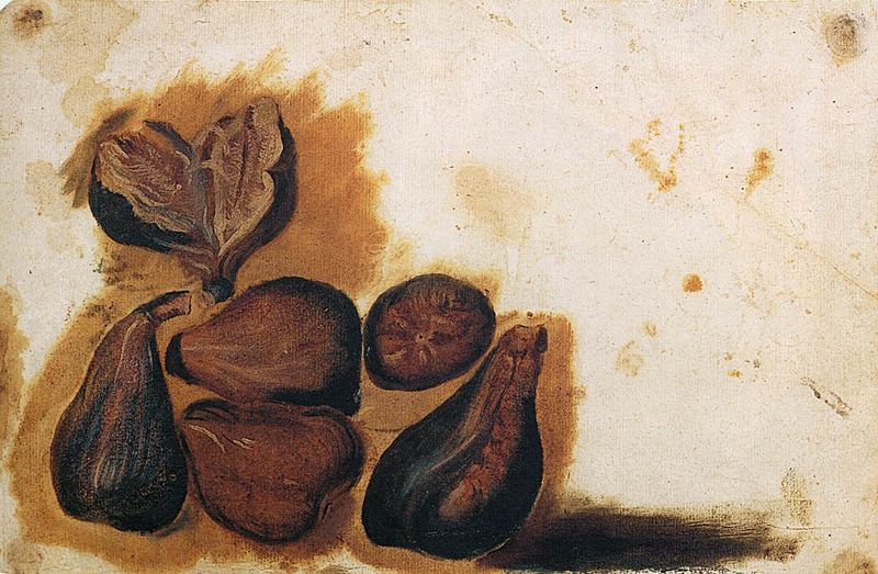Simone Peterzano Still-Life of Figs