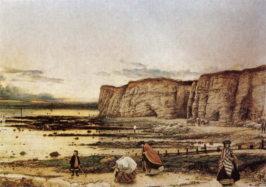 William Dyce Pegwell Bay in Kent.