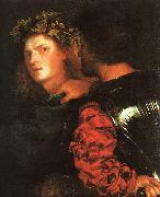 The Assassin,  Titian