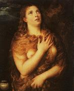 Mary Magdalene,  Titian