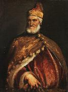 The Doge Andrea Gritti,  Titian
