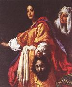 Judith with the Head of Holofernes  gg