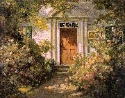 Grandmother's Doorway