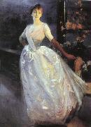 Albert Besnard Portrait of Madame Roger Jourdain USA oil painting reproduction
