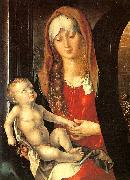 Virgin Child before an Archway