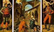 Albrecht Durer Madonna and Child _1 oil painting