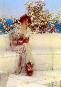 The Year is at the Spring, Alma Tadema