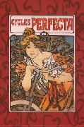 Alphonse Mucha Cycles Perfecta oil painting reproduction
