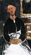 La Fantesca, Amedeo Modigliani