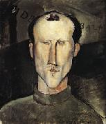 Leon Indenbaum, Amedeo Modigliani