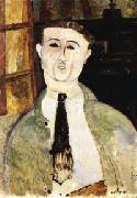 Paul Guillaume, Amedeo Modigliani