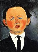 Oscar Miestchaninoff, Amedeo Modigliani