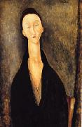 Amedeo Modigliani Lunia Cze-chowska oil painting reproduction