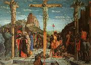 Andrea Mantegna The Crucifixion oil painting reproduction