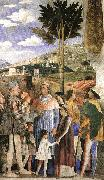 Andrea Mantegna The Meeting oil painting