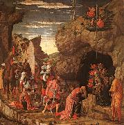 Andrea Mantegna Adoration of the Magi oil painting