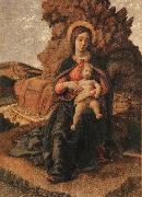 Andrea Mantegna Madonna and Child oil painting