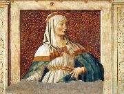 Queen Esther, Andrea del Castagno