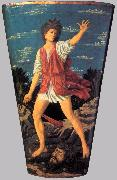 The Youthful David, Andrea del Castagno