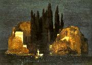 Arnold Bocklin The Isle of the Dead USA oil painting reproduction