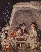 Three Women at the Tomb  678