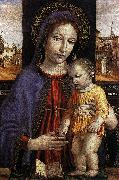 Virgin and Child fdg