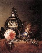 BRAY, Dirck Still-Life with Symbols of the Virgin Mary oil painting artist