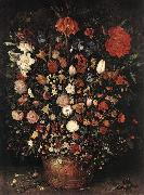 BRUEGHEL, Jan the Elder The Great Bouquet df oil painting reproduction
