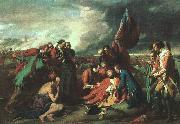 The Death of Wolfe, Benjamin West