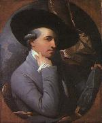 Self Portrait dgdgdfg, Benjamin West