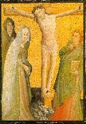 Berswordt Altar The Crucifixion oil painting reproduction