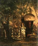 Sunlight and Shadow, Bierstadt, Albert