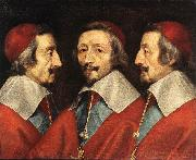 Triple Portrait of Richelieu kjj