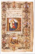 Prayer Book of Lorenzo de  Medici uihu