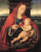 Virgin and Child fg