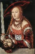 Judith with the Head of Holofernes dfg