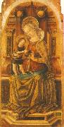 Virgin and Child Enthroned sdf