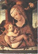 Virgin and Child dfg
