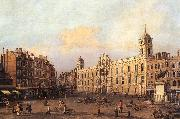 London: Northumberland House, Canaletto
