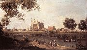 Eton College Chapel f, Canaletto