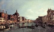 Grand Canal: Looking South-West f, Canaletto