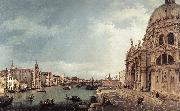 Entrance to the Grand Canal: Looking East f, Canaletto
